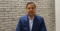 Сейлхан Акилбеков - директор Алматинского зоопарка
