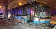 Массовое ДТП со смертельным исходом по улице Сатпаева