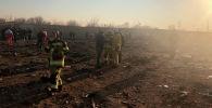 СПУТНИК_LIVE:  Место крушение самолета в Иране