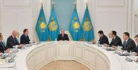 Мемлекет басшысы Қасым-Жомарт Тоқаев Парсы шығанағы аймағындағы ахуалға байланысты кеңес өткізді