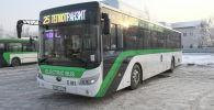 Первые электробусы вышли на маршруты в Нур-Султане  - видео