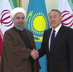 Роухани назвал Назарбаева другом Ирана