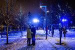Открытие площадки фестиваля Круг света в Парке искусств Музеон