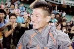 Футболист Кадзуеси Миура