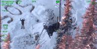 Житель Аляски больше 20 дней выживал зимой в лесу