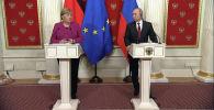 Путин: Россия способна достроить Северный поток-2 своими силами - видео