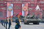 Военный парад, посвящённый 74-й годовщине Победы в Великой Отечественной войне, фото из архива