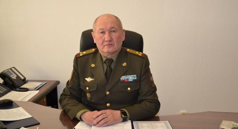 Заместитель председателя комитета по ЧС Барат Дузакбаев