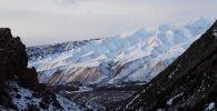 Горы в Алматинской области, где живет отшельник