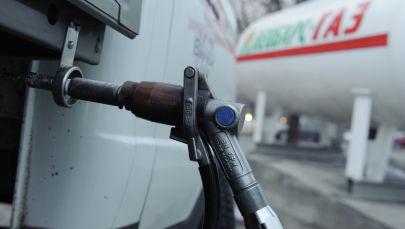 Газ құю станциясы, архивтегі фото