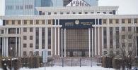 Қазақстанның қорғаныс министрлігі