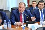 Председатель комитета АПК президиума НПП «Атамекен», директор агрофирмы Иван Сауэр
