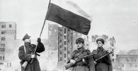 Варшавско-Познанская наступательная операция частей Красной Армии и Войска Польского, 14-17 января 1945 года