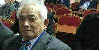 Заведующий лабораторией флюидного режима земной коры, член прогнозной комиссии Института сейсмологии Азиз Абдуллаев