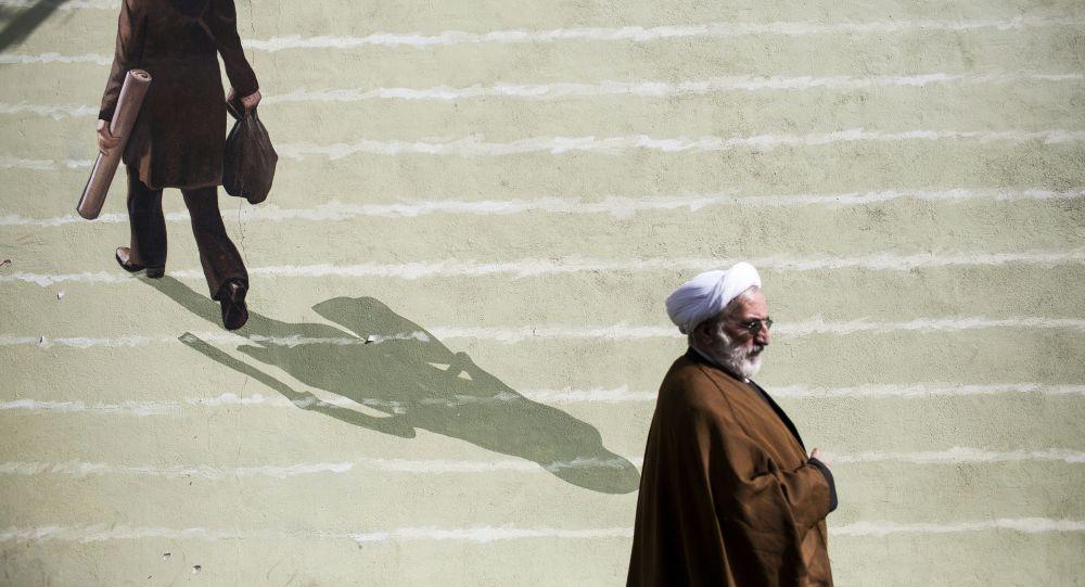 Иранский священнослужитель