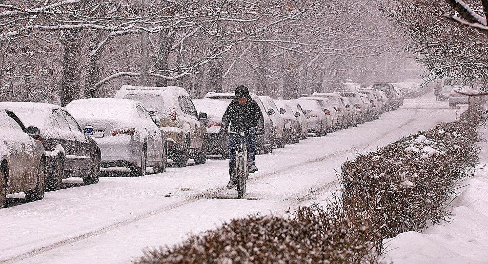 Погода без осадков ожидается восновной массе регионов страны 9января