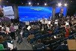LIVE: РФ президенті Владимир Путиннің ауқымды баспасөз конференциясы