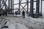 В строительной компании под Степногорском упала стрела крана. Погиб 32-летний рабочий