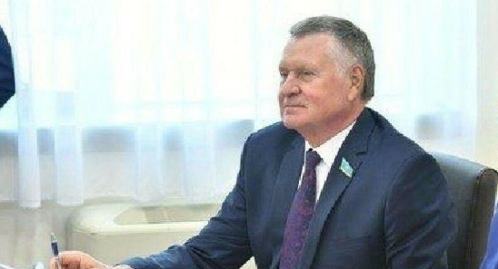 Депутат сената Владимир Волков