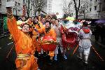 Празднование Нового года в Китае, архивное фото