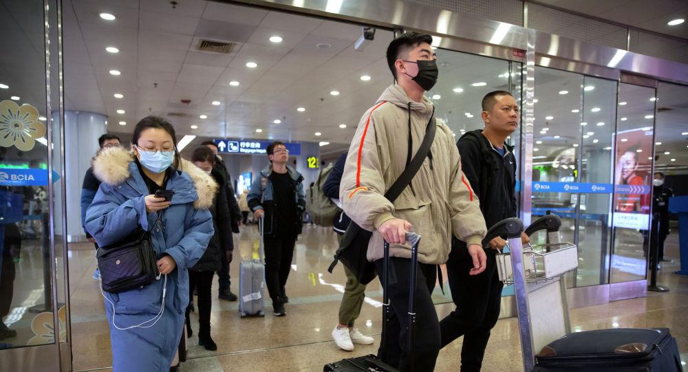 Қытайда коронавирус тарап жатыр