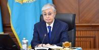 Президент Касым-Жомарт Токаев открыл расширенное заседание правительства