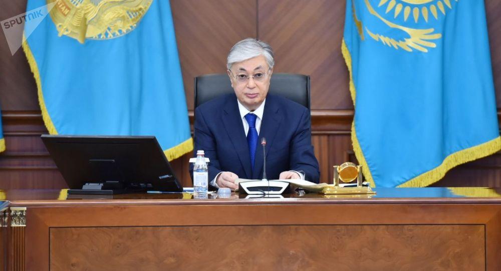 Президент Қасым-Жомарт Тоқаев кеңейтілген үкімет отырысын ашты