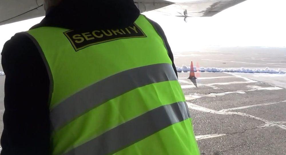 Проверка самолета