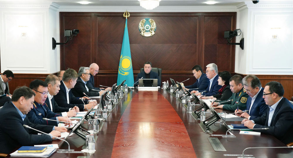 Үкіметтің арнайы кеңесі