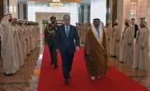 Президент Казахстана Касым-Жомарт Токаев прибыл в ОАЭ