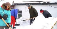 Мы вместе: неравнодушные казахстанцы помогают коммунальщикам – видео