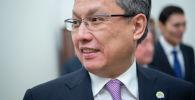 Министр торговли и интеграции Султанов Бахыт Турлыханович