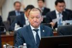 Министр труда и социальной защиты населения Нурымбетов Биржан Бидайбекулы