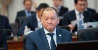 Еңбек және халықты әлеуметтік қорғау министрі Біржан Нұрымбетов