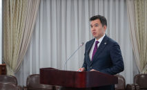 Ұлттық экономика министрі Руслан Дәленов