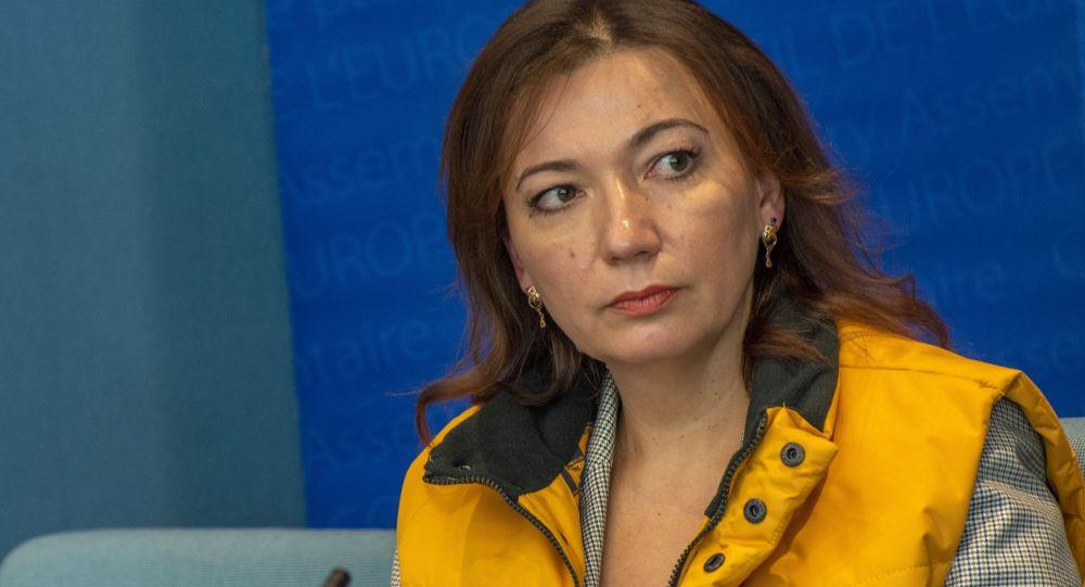 Sputnik Эстония шеф-редакторы Елена Черышева