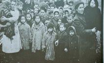 Выставка уникальных фото и архивных документов, посвященных Холокосту