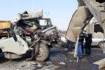 Водитель КамАЗа чудом выжил в жутком столкновении