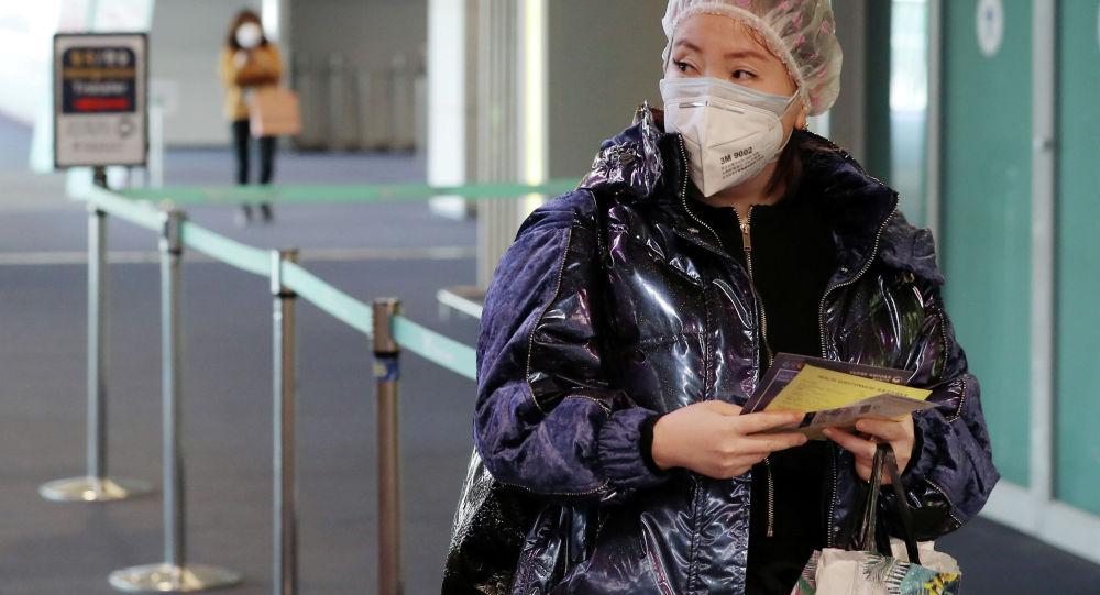 Вспышка коронавирус в Китае