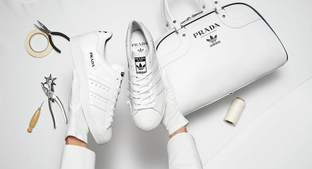 В марте выйдет нас ждет еще одна коллаборация Prada х Adidas?