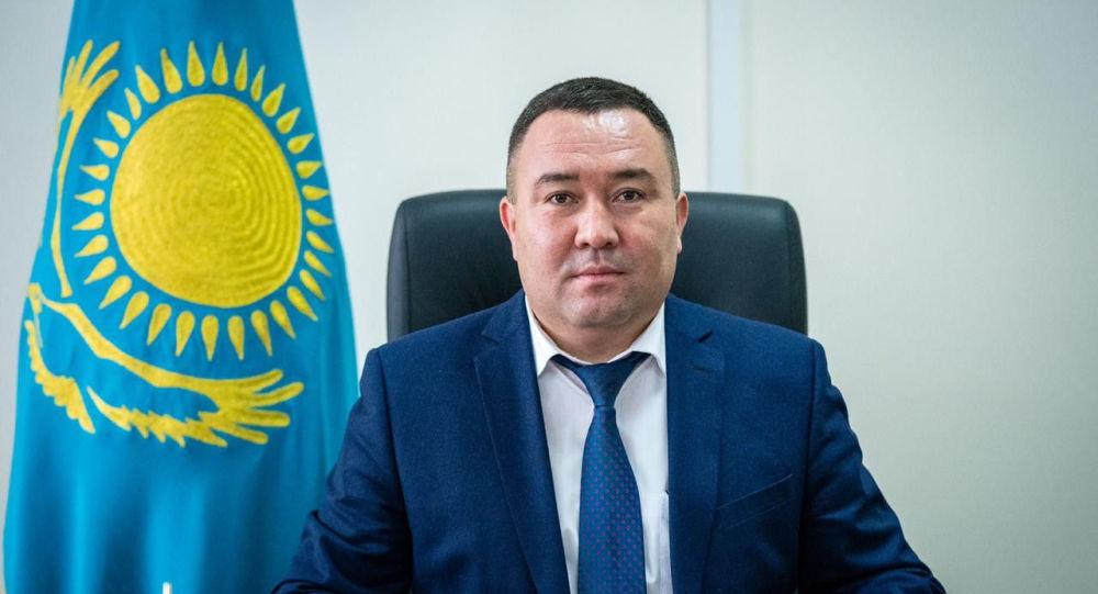 Байқоңыр ауданының жаңа басшысы Нұрбол Нұрсағатов