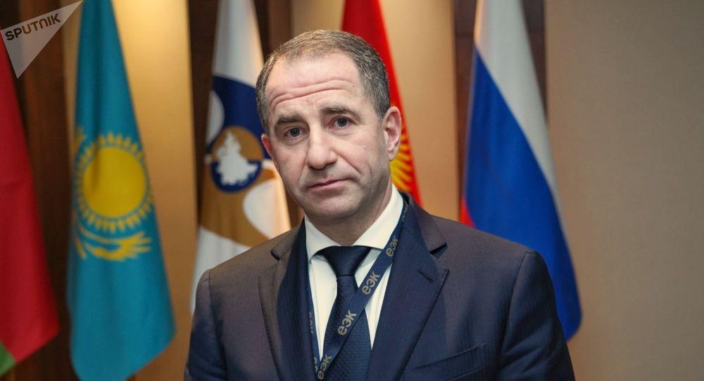 Первый заместитель министра экономического развития России  Михаил Бабич