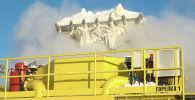 Нұр-Сұлтанда бораннан кейін қар тонналап ерітіледі