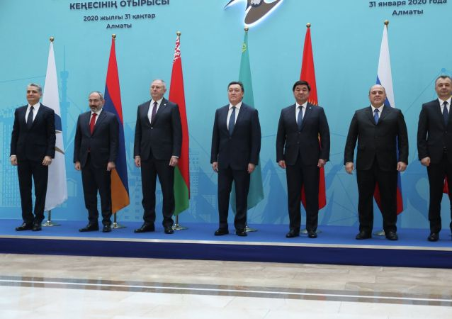 Премьеры стран ЕАЭС