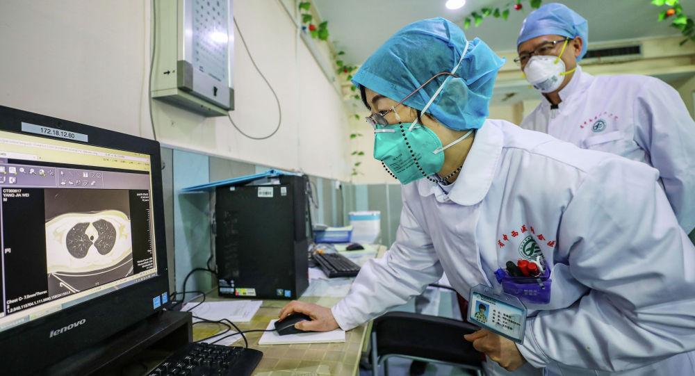 Қытайда коронавирус