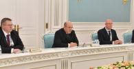 Қасым-Жомар Тоқаев пен Михаил Мишустин кездесуі