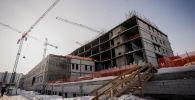 Здание нового онкоцентра в Нур-Султане