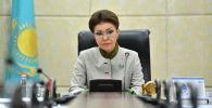 Қазақстан парламенті сенатының төрағасы Дариға Назарбаева