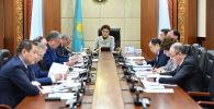 Председатель Сената Дарига Назарбаева