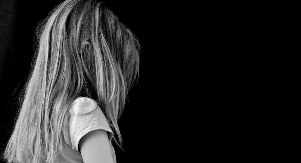 Девочка, иллюстративное фото